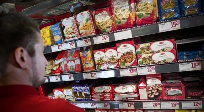 Risk för glutenintolerans högst i Sverige