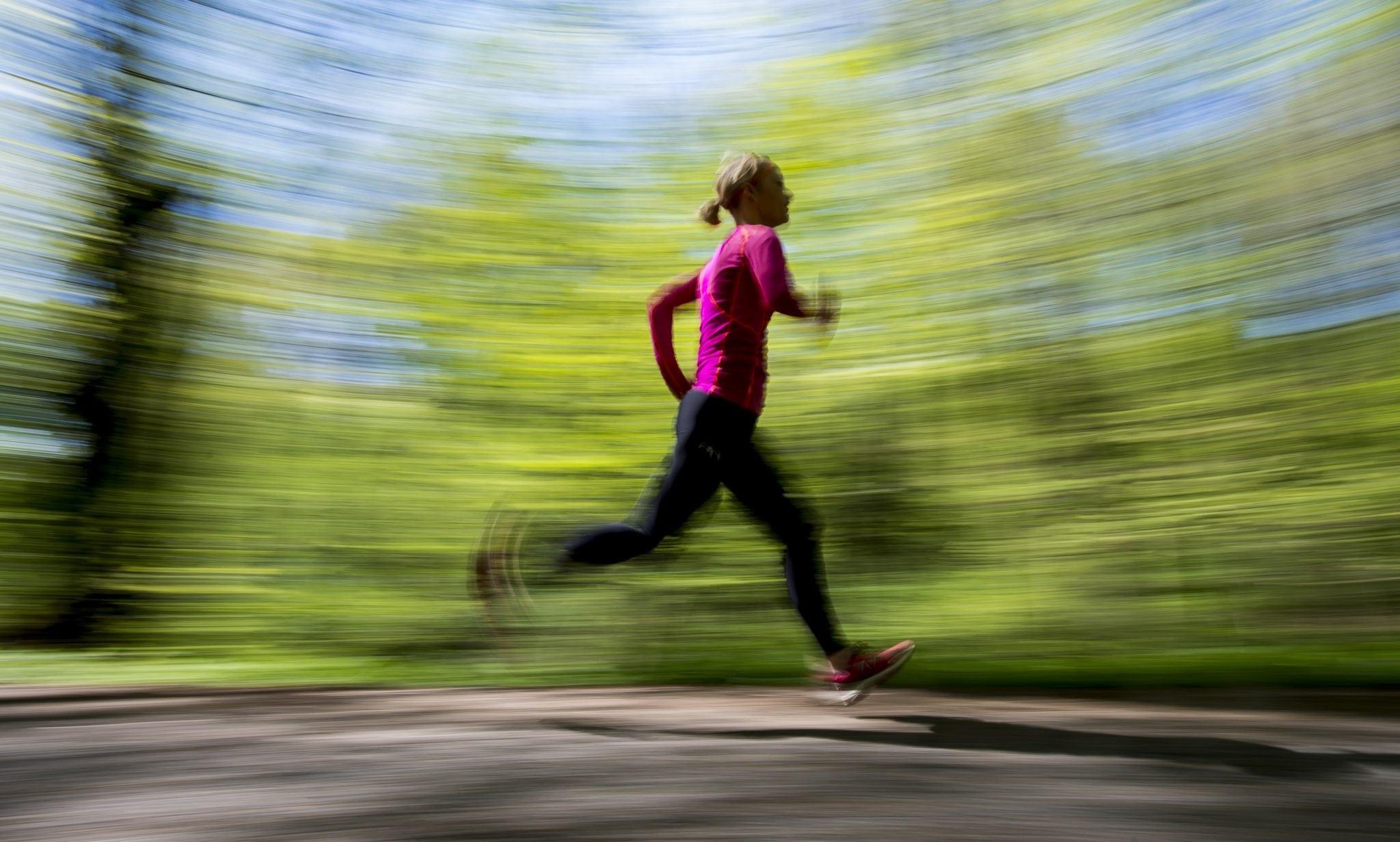 Löpning är hetaste träningsformen