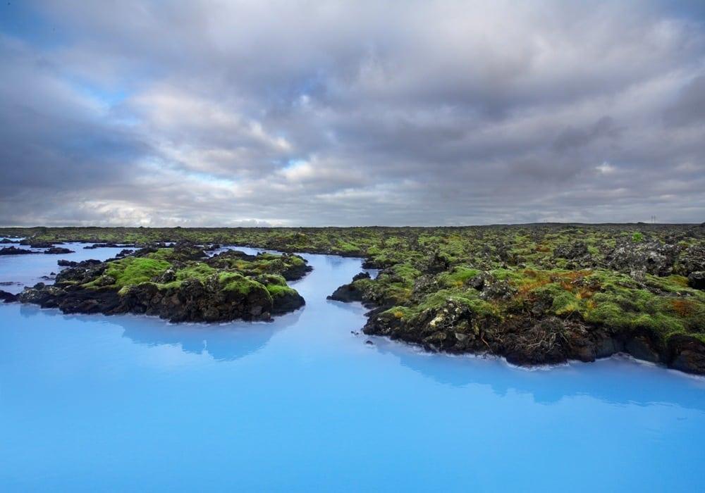 Kom i ditt livs form på Island