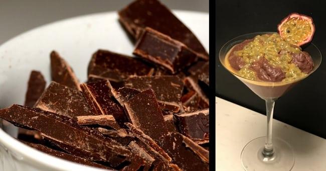 Fransk chokladmousse – bästa löparboosten!