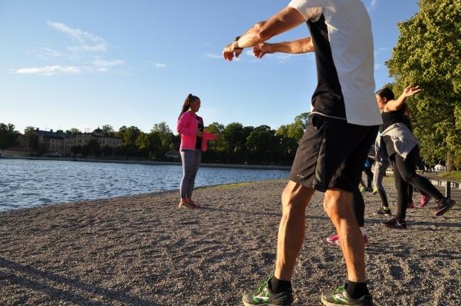 Utnyttja alla rörelseplan när du tränar