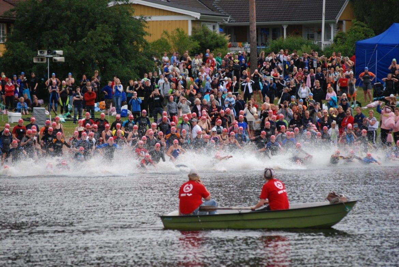 Sportig och aktiv semester i Dalarna