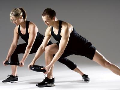 Prova den nya gruppträningen Functional moves