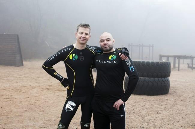 Tappade synen i diabetes – Nu springer han Tough Viking och kämpar för ändrade kostråd