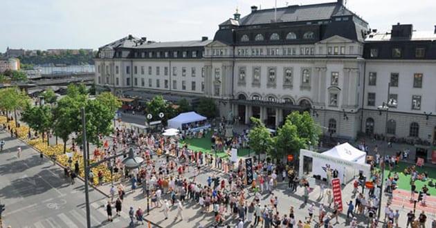 Stockholms marathon