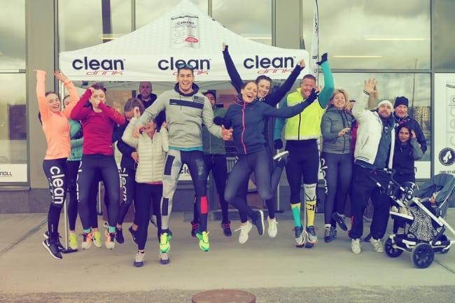 Vinn en SUV-weekend i vårt Clean run!