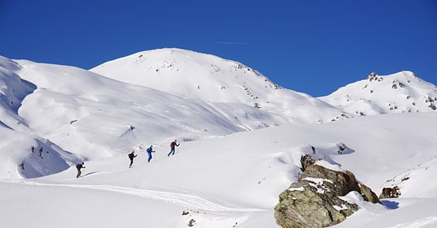 Skitouring – en skidupplevelse utöver det vanliga