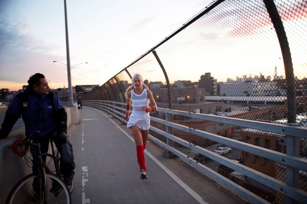 Sofia Hedström om mode och löptrenderna i New York