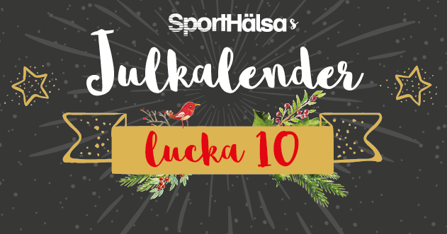 Lucka #10 – Julrim för träningsälskaren