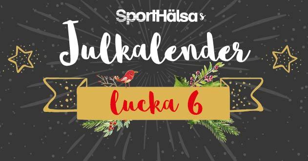 Lucka # 5 - Julklappstips för dig som gillar träning!