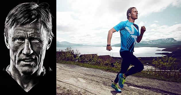 After Run med Börje Salming och Jonas Colting