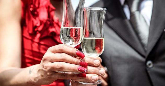Alkohol förstör julstämningen för varannan svensk