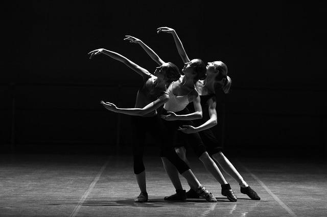 Stark och smidig med balett