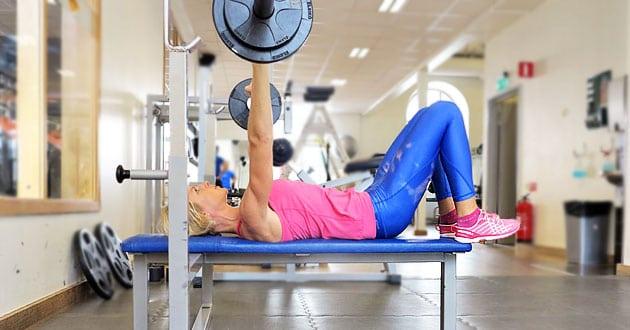 Hur träna bröstmusklerna?
