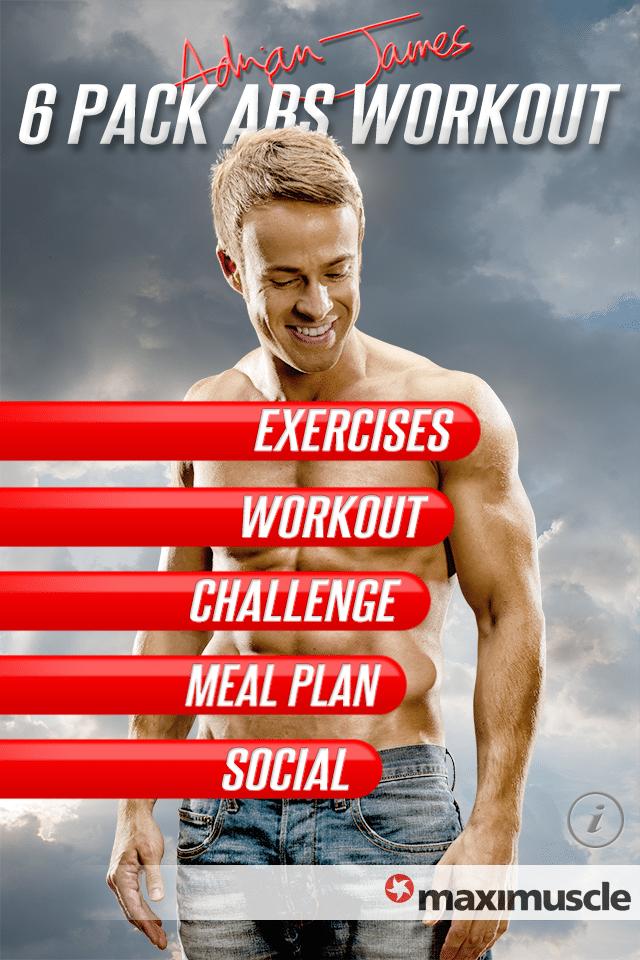 Bästa träningsappen för din mage