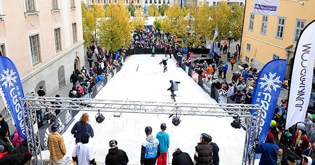 Missa inte årets Winter Show i Kungsträdgården