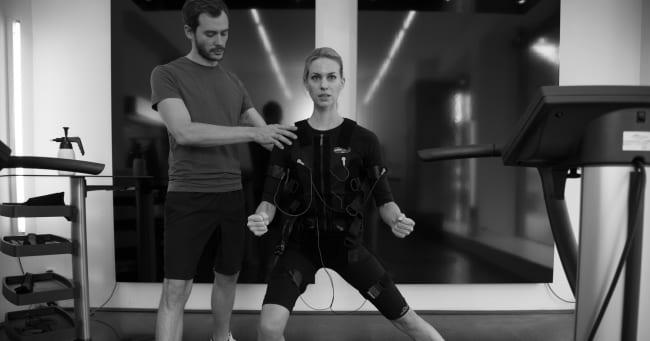 Träna alla kroppens muskler samtidigt med Bionic