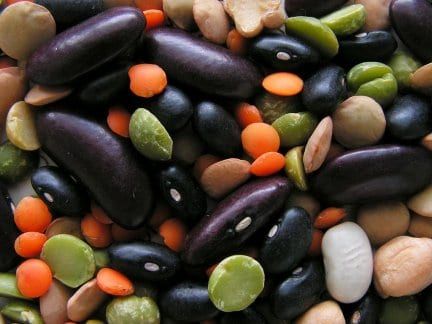 Ny studie: Bönor kan mota övervikt