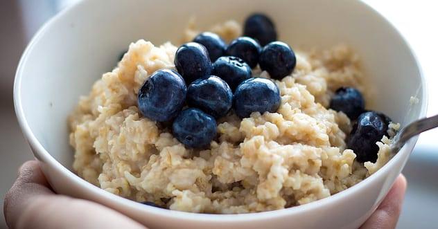 Recept: Frukostgröt