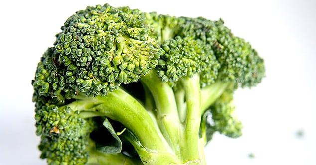 Fem anledningar till att äta mer broccoli