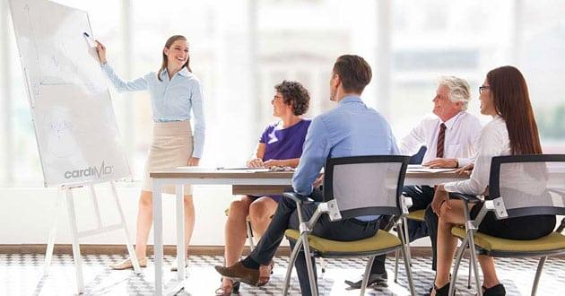 Alla företag tjänar på en frisk personal