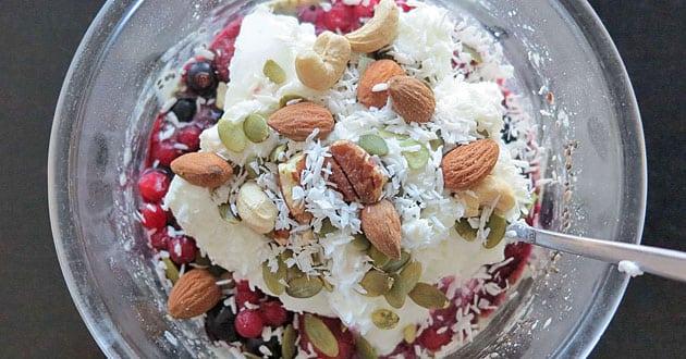 Chiapudding – färdig frukostgoding att vakna upp med