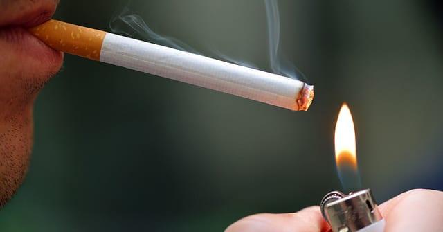 Få hjälp att sluta röka