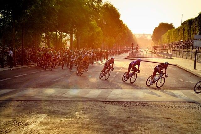 Cykla vätternrundan under 10 timmar
