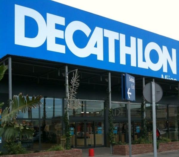 Snart öppnar Decathlon i Stockholm