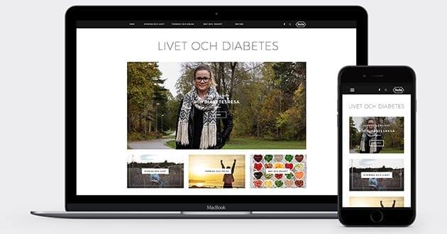 Ny mötesplats för personer med diabetes