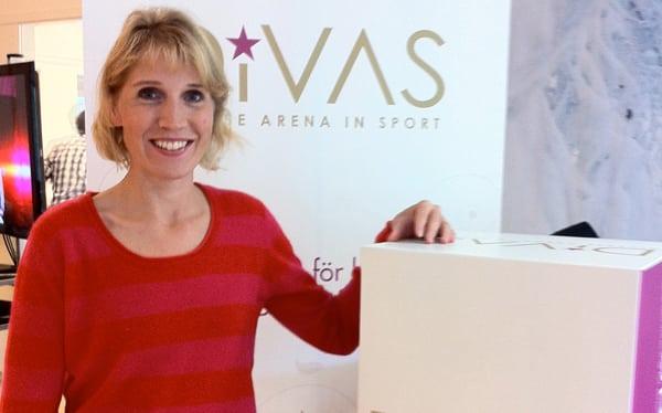 Få kvinnor i toppen av svenska sportföretag