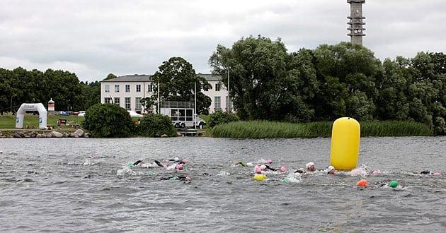 Så funkar drafting – simma i öppet vatten del 5