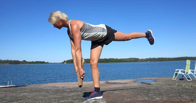 Draken - övningen som ger dig styrka