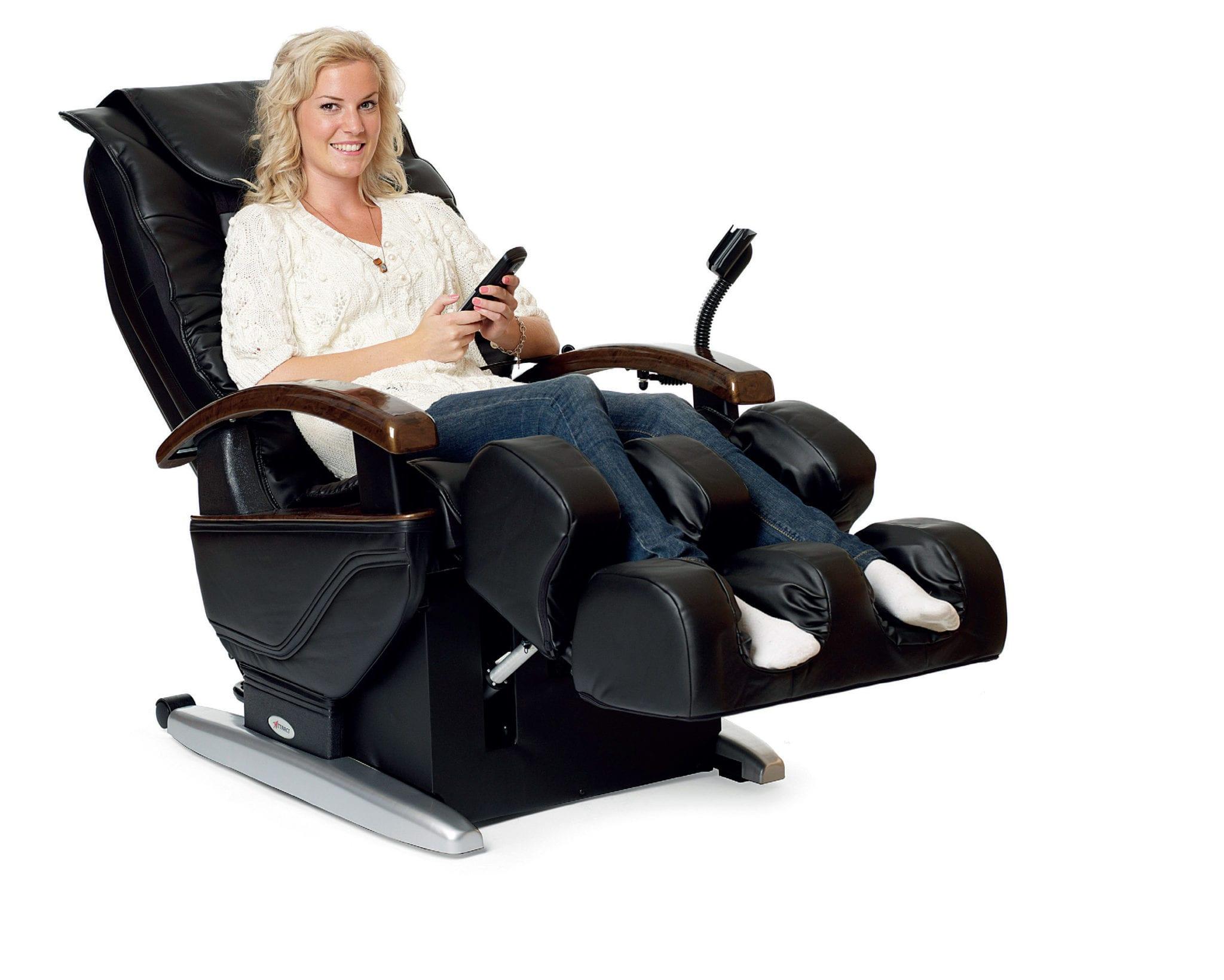 Verklighetstrogna massagefåtöljer från Datura