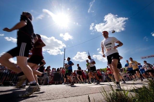 Få fart på din löpning med intervaller