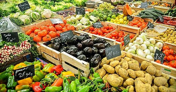 Är ekologisk odlad mat nyttigare?