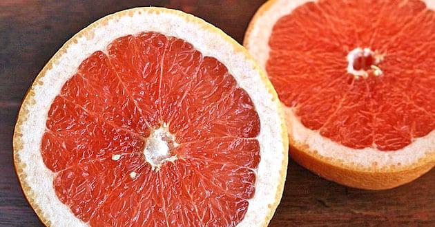Nyttigt med grapefrukt?