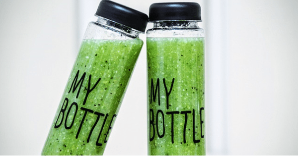 Recept: Broccoli- och kiwijuice