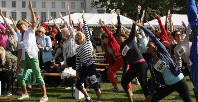 Årets hälsodag i Stockholm