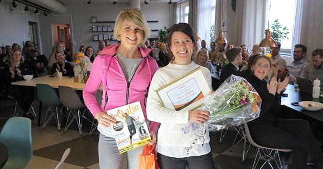 Hälsohjälten på jobbet - nominera din kollega till SportHälsas stora inspiratörspris