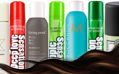 Bäst i test - torrschampo