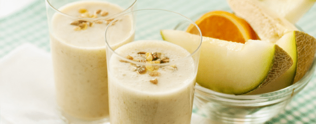 Recept: Honey Melon Smoothie