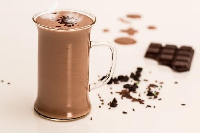 Recept: Varm choklad på ett hälsosamt vis