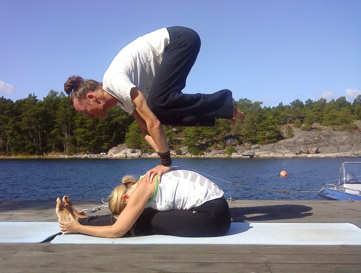 It´s Yoga – takes you there faster