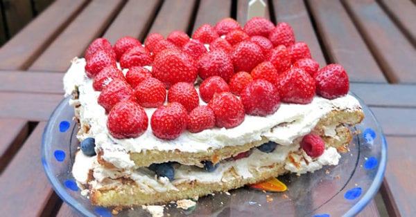 Marias sockerfria marrängtårta + 6 andra sockerfria recept