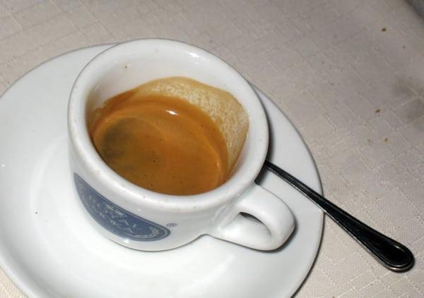 Drick kaffe och bli smal och glad