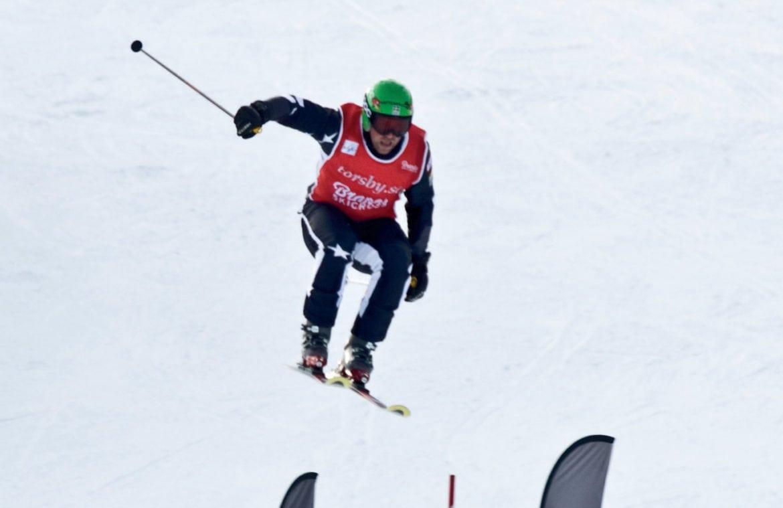I skidform: Lars Lewén