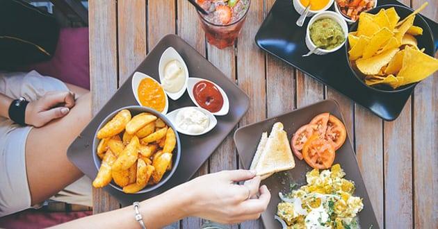 En av tre önskar sig en hälsosammare lunch