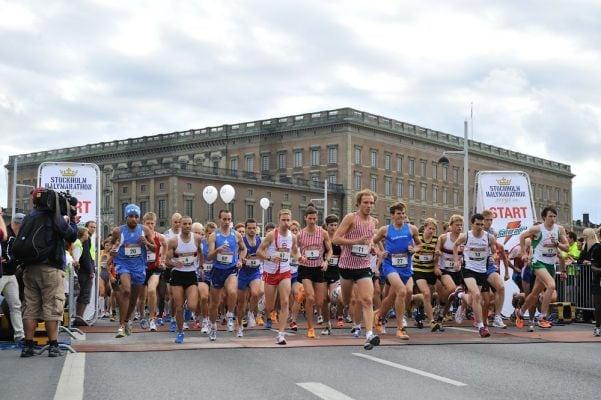 9 425 sprang Stockholm Halvmara
