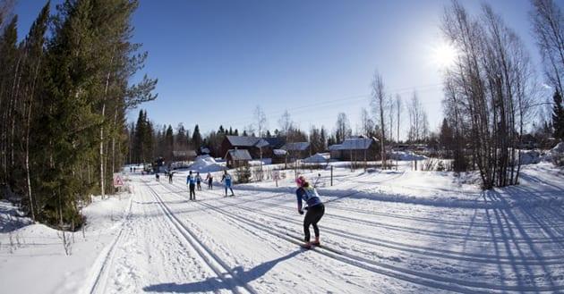 Här är länet som toppar Vasaloppets vintervecka 2016